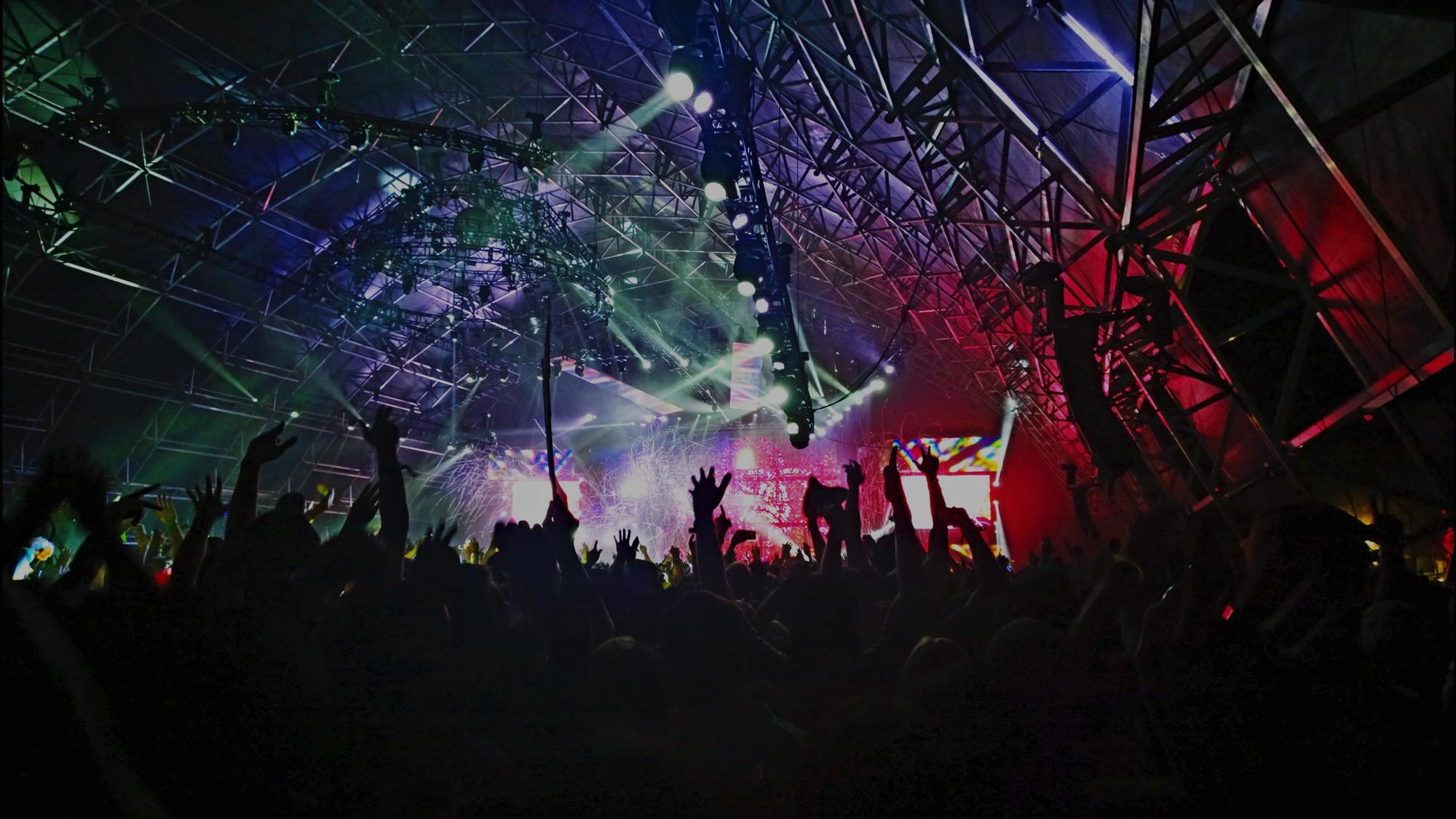 Corporate Event DJ Messeparty